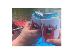 Koozie Cheers