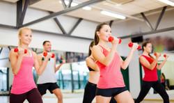 MEP workout weights
