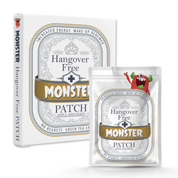 Monster PATCH 3D