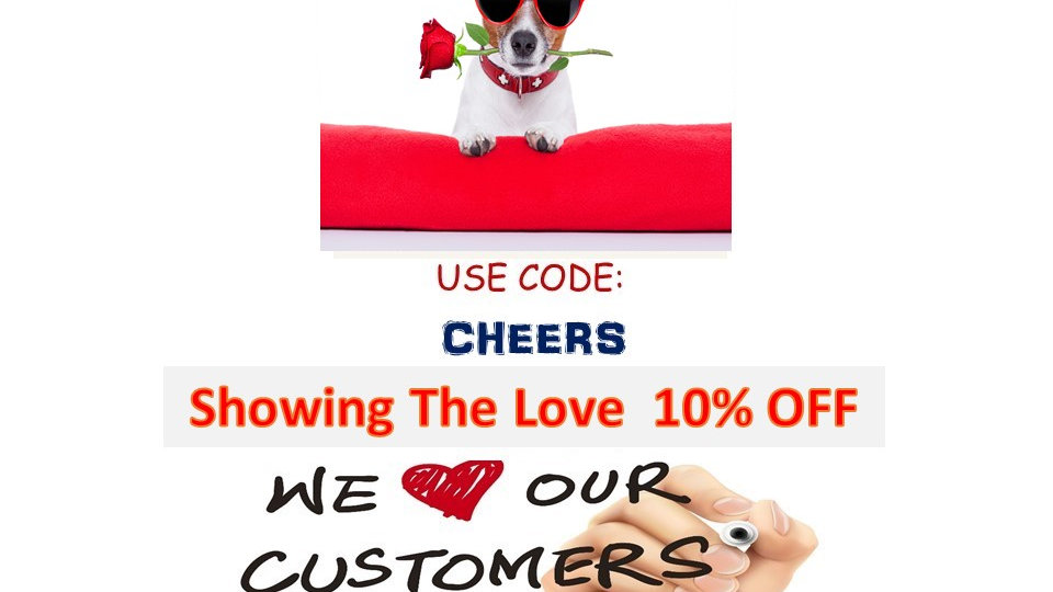 LOVE- (Additional 10%)