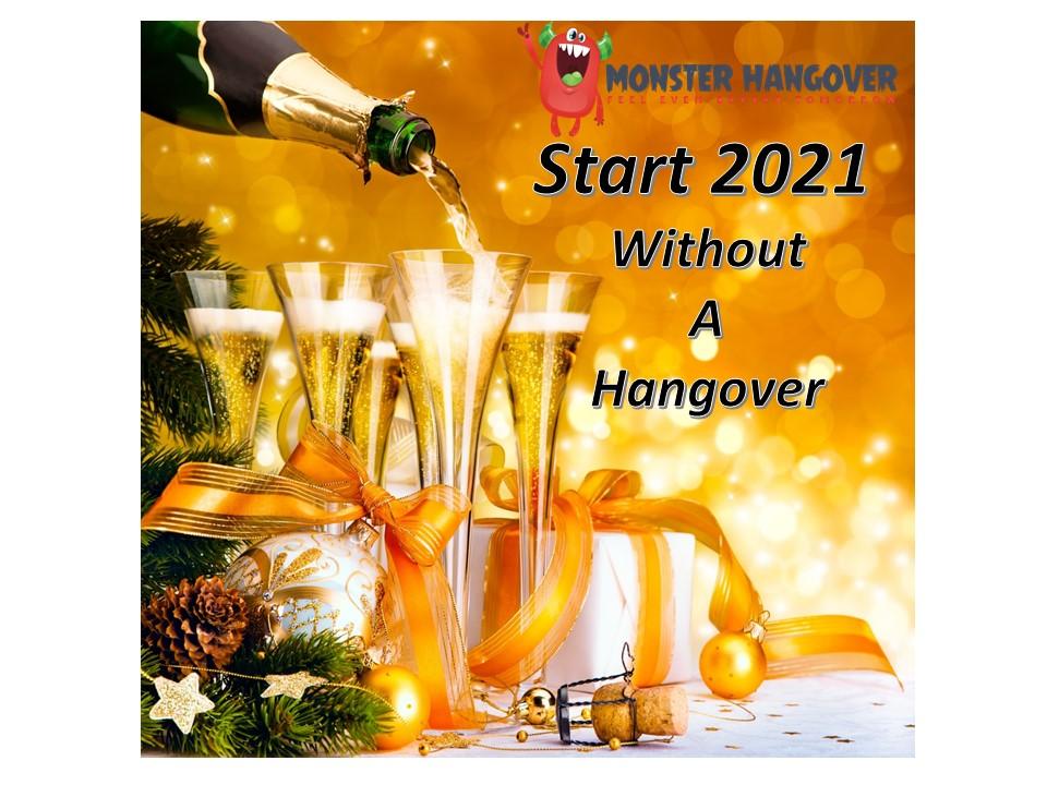 Start 2021 WO a Hangover