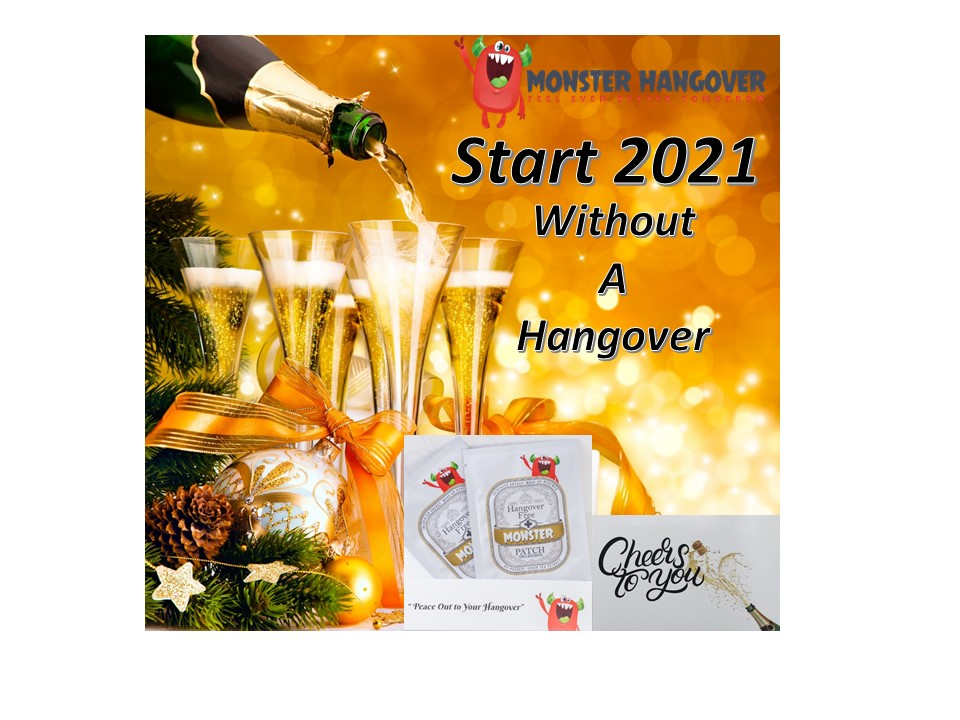 Start 2021 WO a Hangover Cheers 2 U