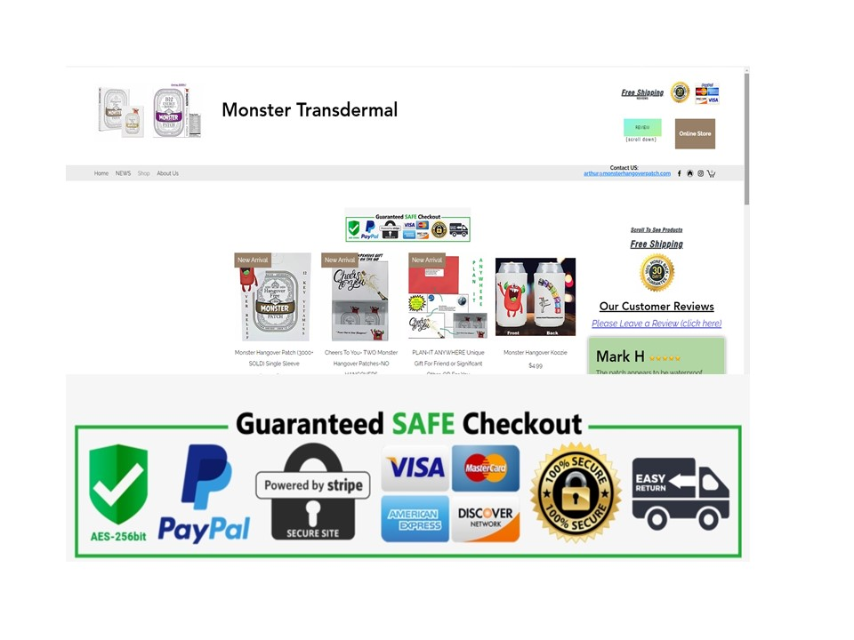 Safe Secure Checkout