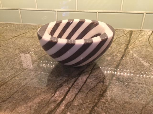 Corian bowl
