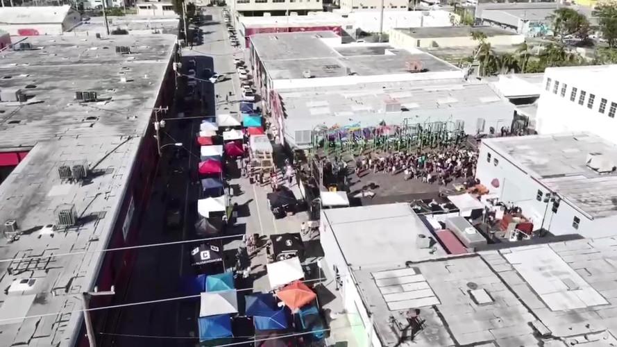 THROWDOWN Crossfit Event