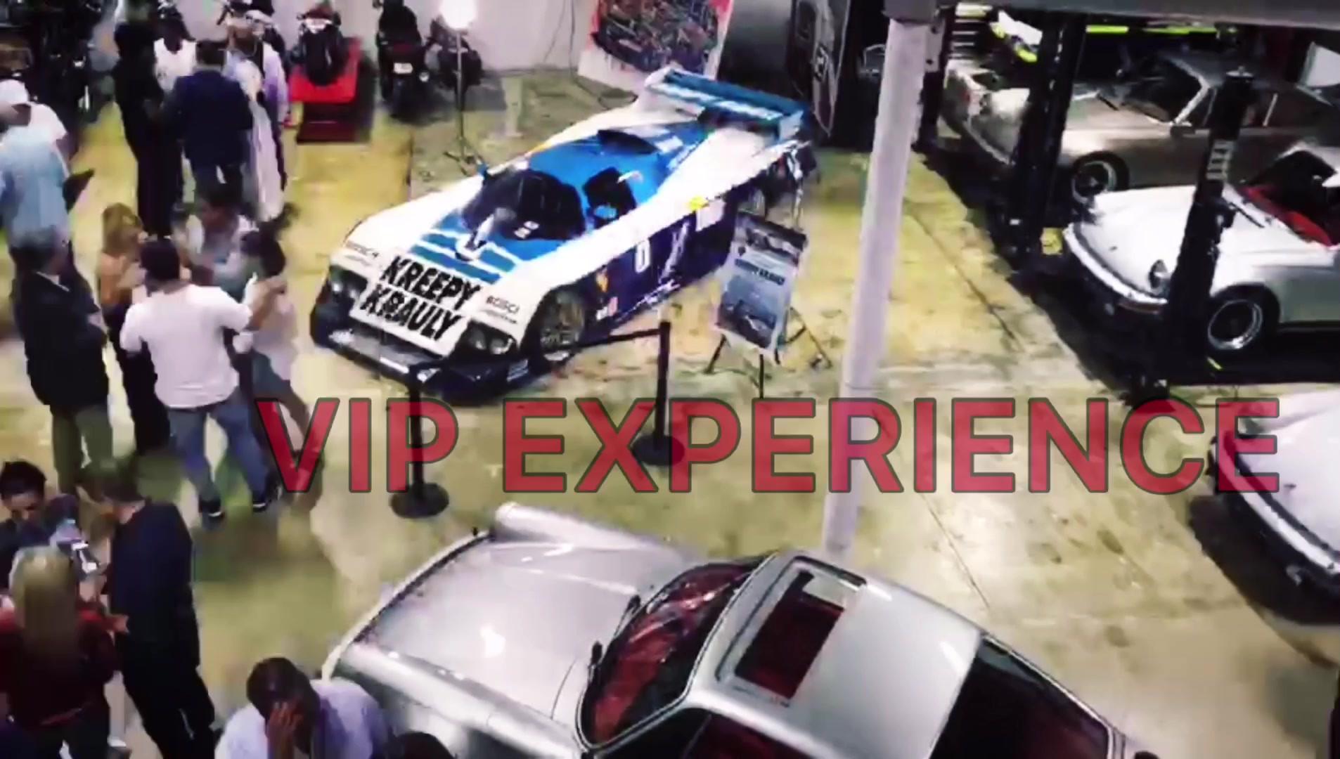 Porsche VIP Experience
