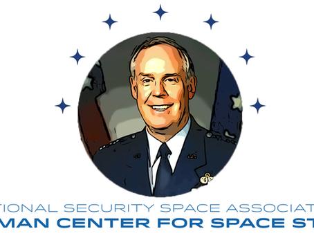 NSSA Names Studies Center in Honor of General Thomas Moorman (USAF)
