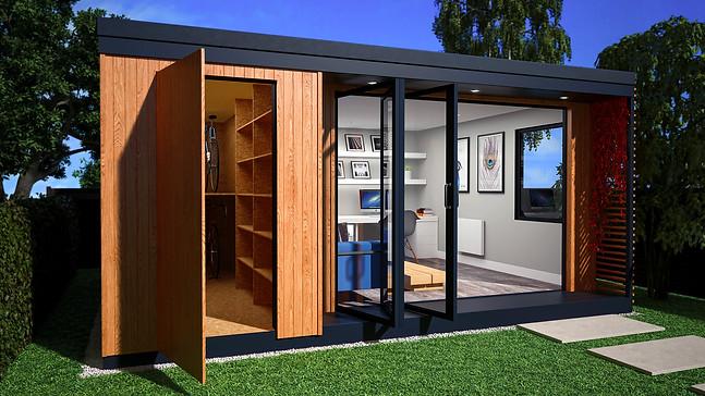 Design: Garden Office Build