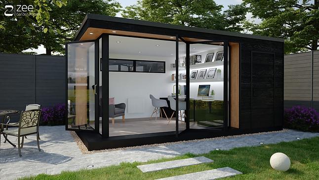 Garden Room Build