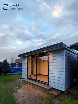 Zee Garden Room Build