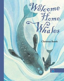 Welcome Home Whales cover