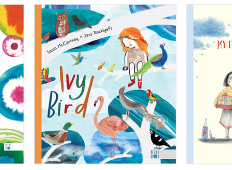 Blue Dot Kids Press Launches Inaugural Season