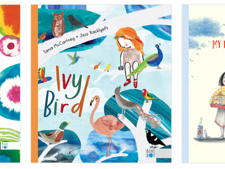 Blue Dot Kids Press Launches Inaugural Season