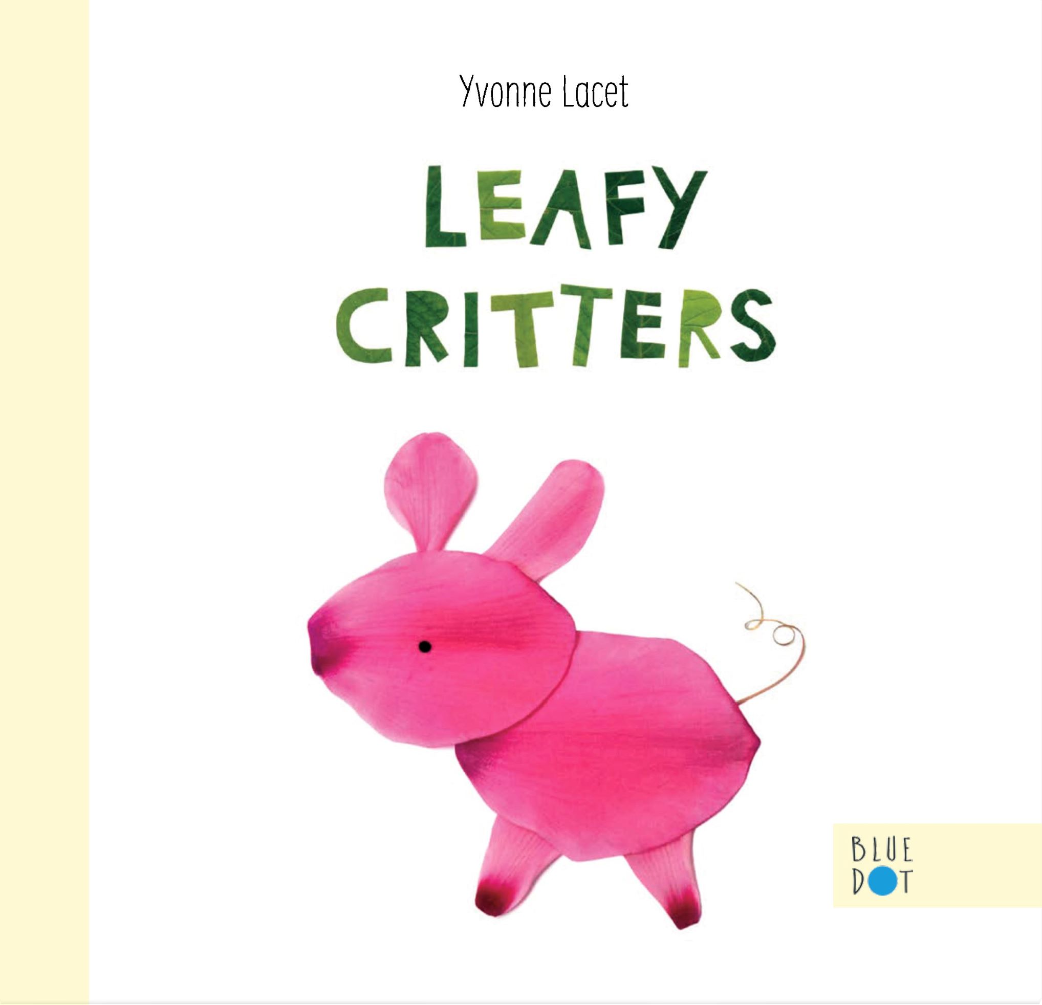 Leafy Critters cover