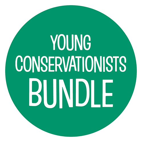 Blue Dot Book Bundle: Young Conservationists