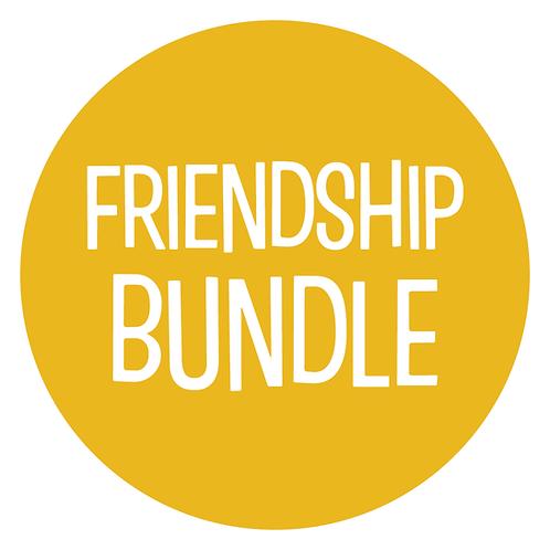 Blue Dot Book Bundle: Friendship