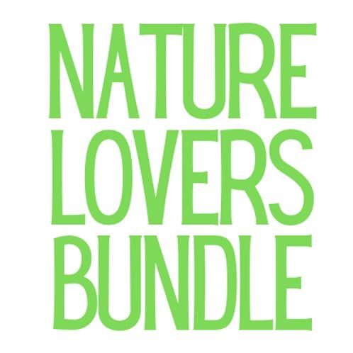 Blue Dot Book Bundle: Nature Lovers