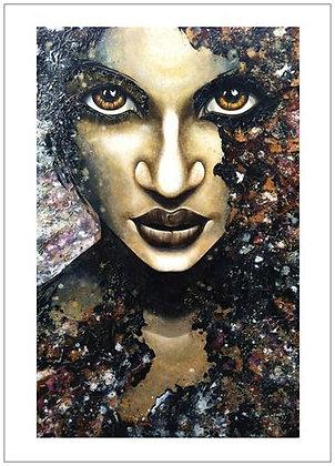 """""""Facade"""" Artist Print"""