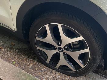 스포티지 245 45 19 타이어 렌탈 설계 - 전차종 설계 활용 꿀팁!
