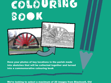 Parish Colouring Book