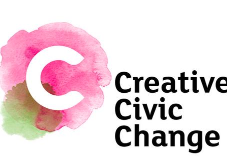 Funder Focus - Creative Civic Change