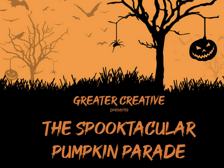 The Spooktacular Parish Pumpkin Parade