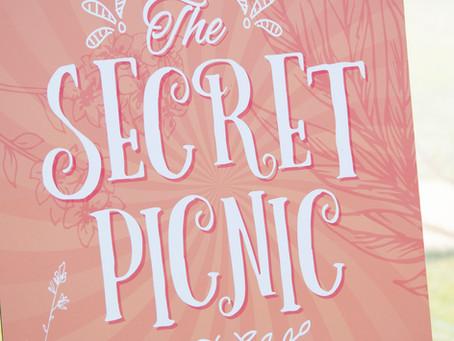 Secret Picnic - Blackwell Cricket Ground 12th June 2021