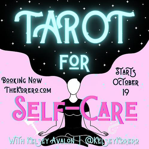 Tarot for Self-Care  |  Course