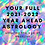 Thumbnail: YOUR YEAR AHEAD ASTROLOGY REPORT: Entering the Age of Aquarius