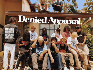 DENIED APPROVAL HAS OUR APPROVAL