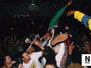 Texas ends the Year Epically with Critlife at FreeWifiNye & ChrisHighDime captures it all...