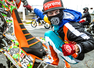 Straightup631 leads the Bikelife Movement
