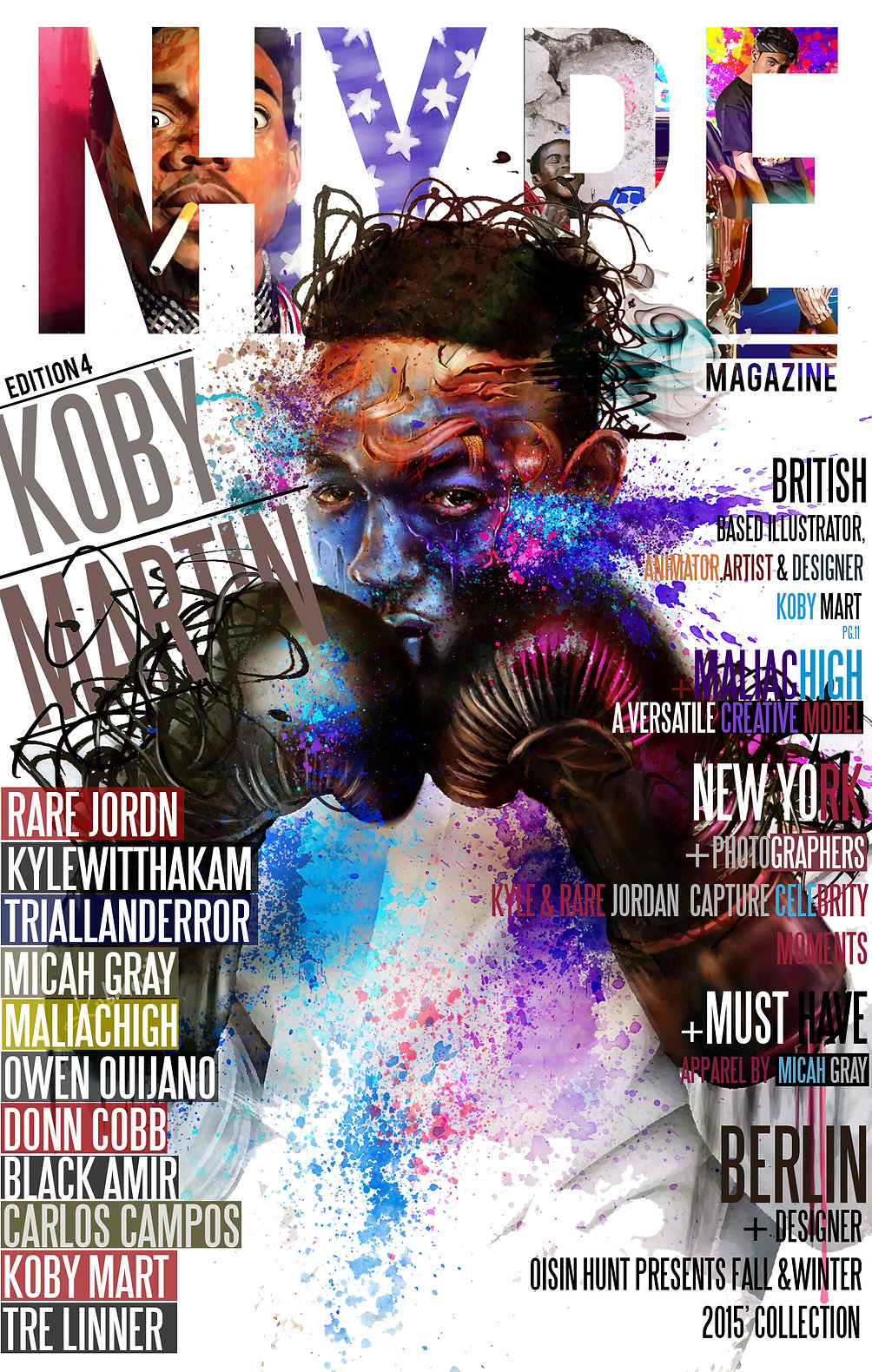 NHYPEMAG EDITION 4