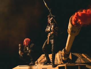 """LIL GNAR AND TRIPPIE REDD TAKE OVER A MILITARY BASE IN EXPLOSIVE MUSIC VIDEO FOR NEW SINGLE """"MISSILE"""