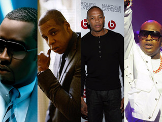 The Rich are Definitely Getting Richer Forbes Releases 2015 Top 20 Hip Hop Cash Kings & Queen