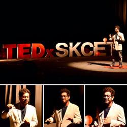 Rahul Basak on TEDx