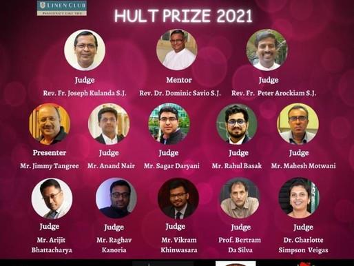 Judge at Hult Prize St Xavier's College, Kolkata