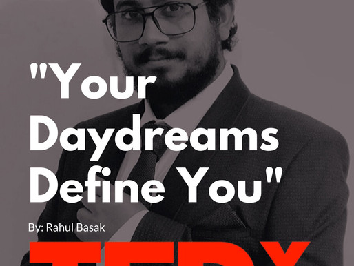 2nd TEDx Talk Video is out now.
