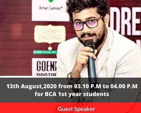 Guest Speaker at Institute of Engineering & Management (IEM), Kolkata