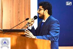 Rahul Basak at IIT Dhanbad