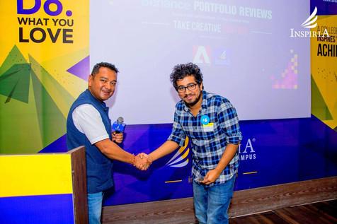 Rahul Basak Adobe behance coin holder from India