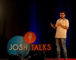 Rahul_Basak_Josh_Talk