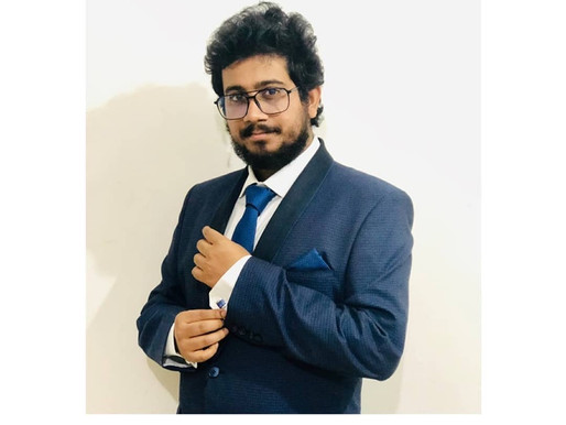 Featured in HUMANS OF TEDx community.