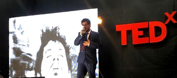 Rahul Basak TEDx Speaker