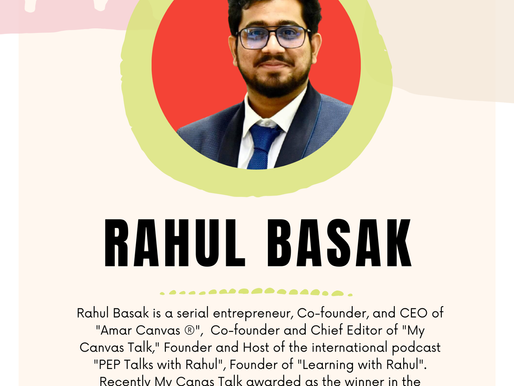 Invited as a Guest Speaker in a Indonesia based  podcast