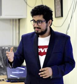 Rahul Basak CEO
