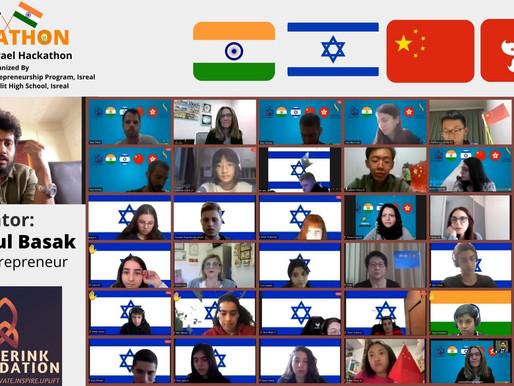 Global Mentor at India-Israel Hackathon: Vikathon