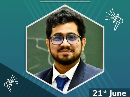 Guest Speaker at National Institute of Technology (NIT) - Durgapur