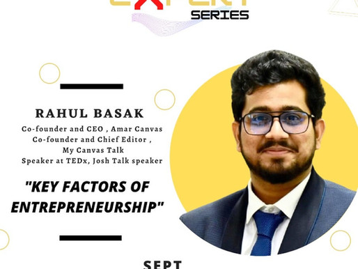 Guest Speaker at Sri Sri University, Odisha (Partnered event with Startup Odisha)