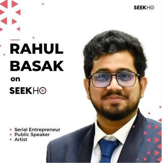 Guest Speaker on SEEKHO